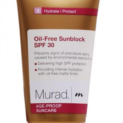 Oil-Free Sunblock SPF 30