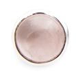 RAINBOW  Silver 925 Silverörhänge i  rosenkvartz  Storlek sten: 9 mm   Design Annica Vallin Pris:449:-