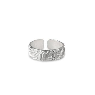 RING SILVER – BRAVE & GORGEOUS Produktbeskrivning Ring Silver – Brave & Gorgeous i sterlingsilver. Justerbar storlek med diameter från 16 – 18 mm. Pris 699.-