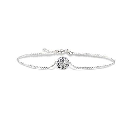 Armband My Story Silver – Armband med liten sköld i sterlingsilver.  Pris 995 kr